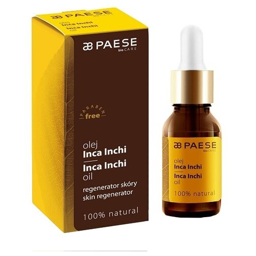 PAESE Inca inchi Oil Масло Инка Инчи для лица и тела, 15 мл 3ina the oil drops energy масло для лица 15 мл