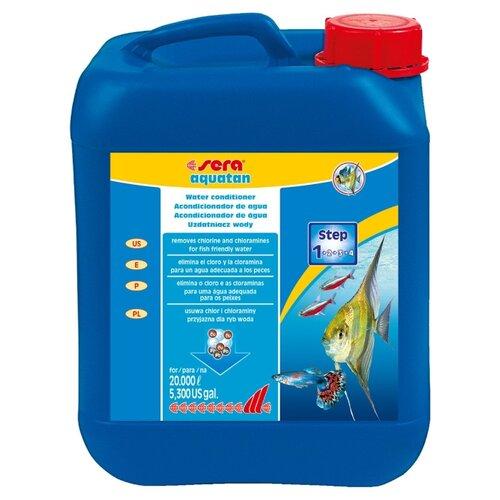 Sera Aquatan средство для подготовки водопроводной воды, 5 л