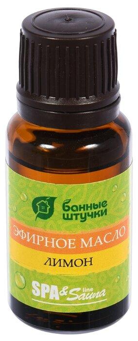 Банные штучки ароматическое масло SPA & Sauna Лимон