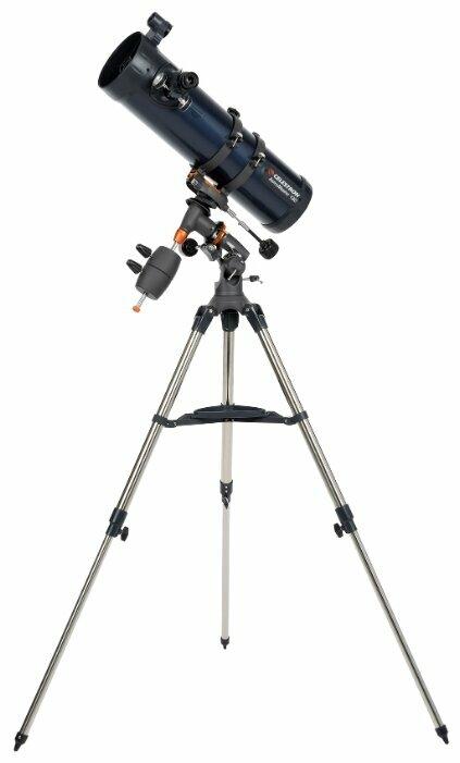 Телескоп-рефрактор Celestron PowerSeeker 60 EQ