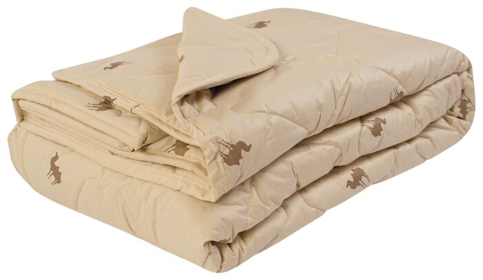 Одеяло ТекСтиль Верблюжья шерсть, всесезонное