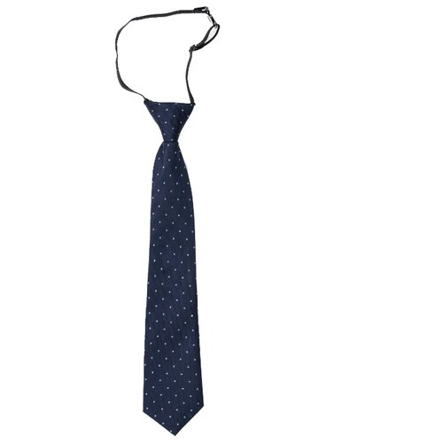 Галстук Button Blue синий цена 2017