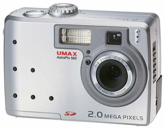 Фотоаппарат Umax AstraPix 560