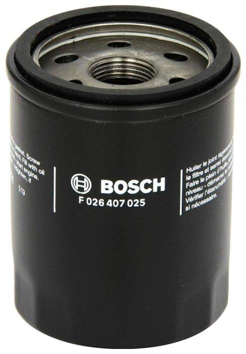 Масляный фильтр BOSCH F026407025