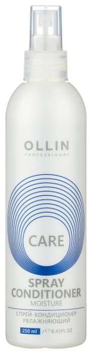 OLLIN Professional Care Спрей – кондиционер увлажняющий для волос