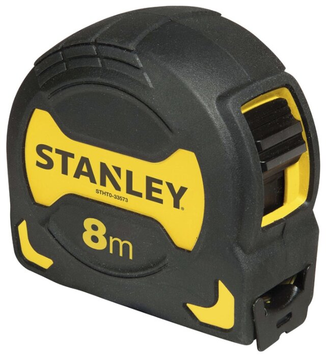 Рулетка STANLEY Grip Tape STHT0 33566