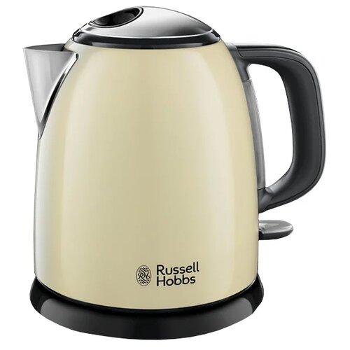 Фото - Чайник Russell Hobbs 24994-70, beige чайник russell hobbs 24990 70 серебристый