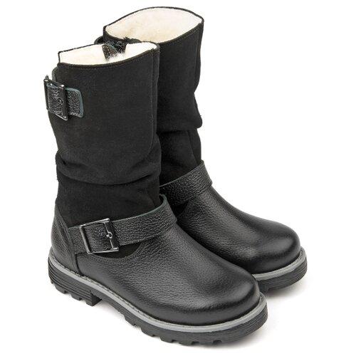 Сапоги Tapiboo размер 35, черный сапоги tapiboo размер 35 бордовый
