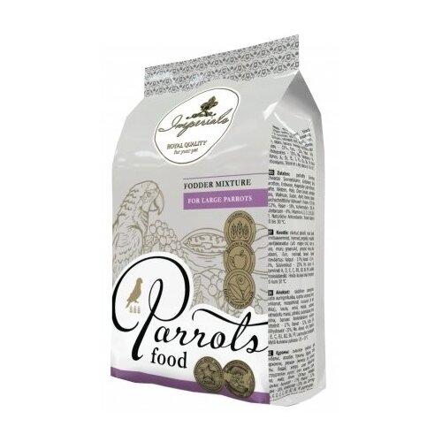 Imperials корм для крупных попугаев 500 г rio корм daily feed для крупных попугаев 500 г