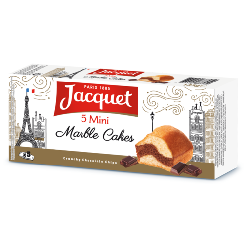Мини-кекс Jacquet с шоколадом (5 шт.) h m jacquet invocation a marie
