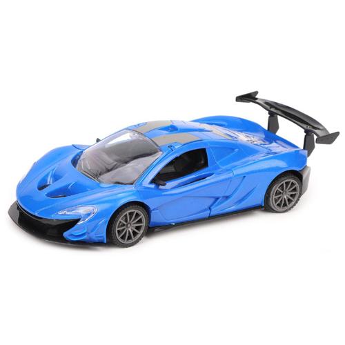цена на Легковой автомобиль Xiao Fei Ge 618-46 1:18 21 см синий
