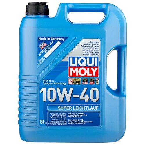 цена на Моторное масло LIQUI MOLY Super Leichtlauf 10W-40 5 л