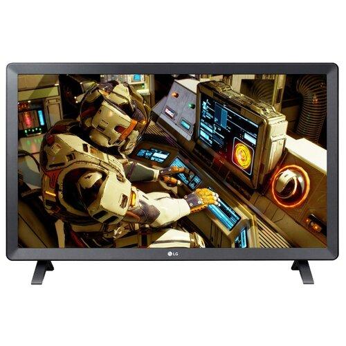Фото - Телевизор LG 28TL520S-PZ 27.5 (2019) темно-серый телевизор lg 24 24tl510v pz черный серый