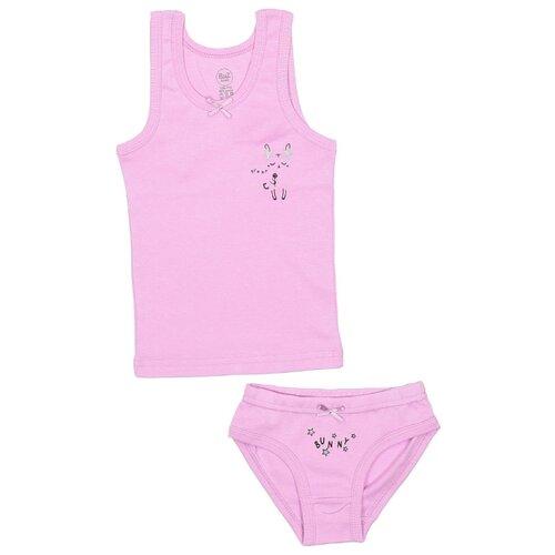 Купить Комплект нижнего белья RuZ Kids размер 128-134, лиловый, Белье и купальники