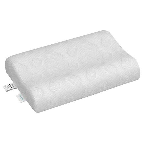 Подушка Аскона Baby 3+ 30 х 50 см белый