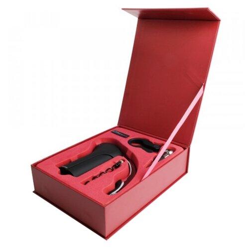 Набор аксессуаров Rondell RD-428 черный/красный набор кухонных аксессуаров rondell champagne 229rd