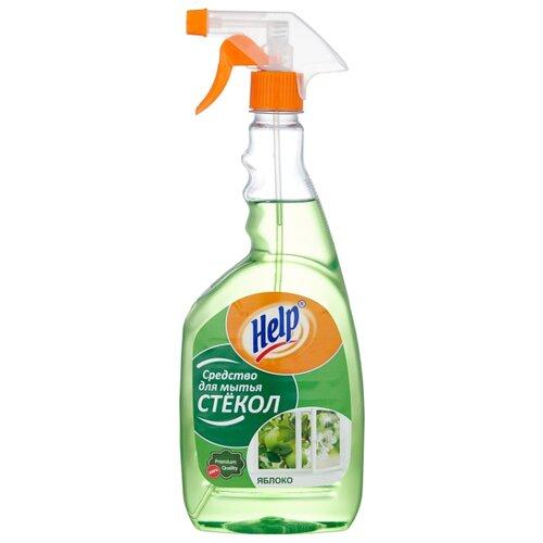 Спрей Help Яблоко для мытья стекол, 750 мл недорого