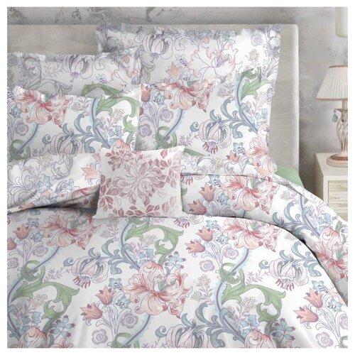 цена Постельное белье 2-спальное Mona Liza Jane, сатин pearl rose онлайн в 2017 году