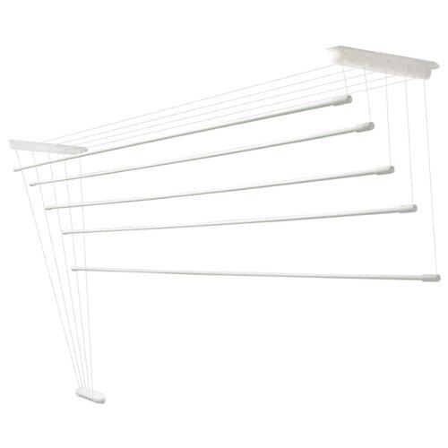 Сушилка для белья ZALGER потолочная Lift Comfort 1,8 м, белый
