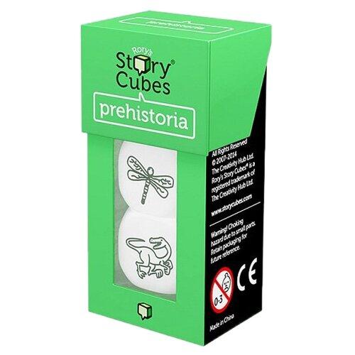 Купить Дополнение для настольной игры Rory's Story Cubes Кубики историй - Доисторическая эпоха RSC12, Настольные игры