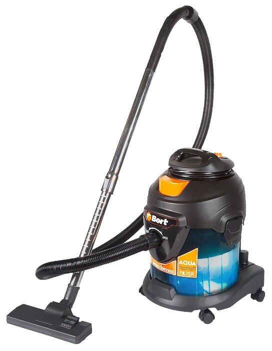Профессиональный пылесос Bort BSS-1415-Aqua 1400 Вт