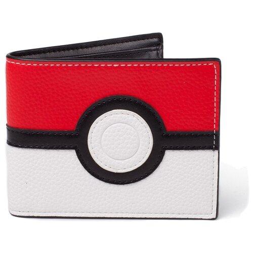 Кошелек Difuzed: Pokémon: Pokeball Bifold Wallet MW130201POK кошелек obey drexel bifold wallet black