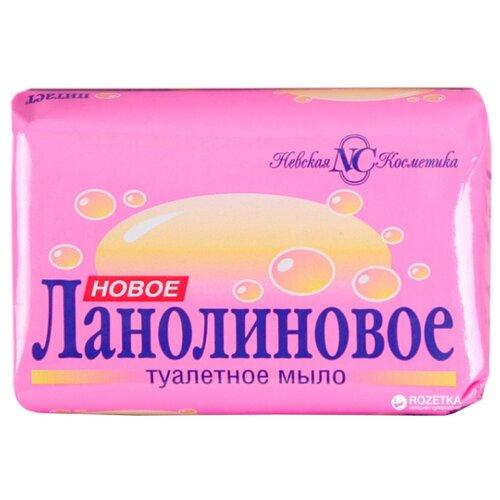 Мыло Невская Косметика Новое Ланолиновое, 90 г косметика кристина цены в россии