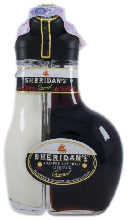 Ликер Sheridan's Coffee Layered 0.5 л