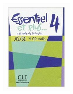 """Zaldivar I.S. """"Essentiel et Plus 4. Methode de Français A2/B1"""""""