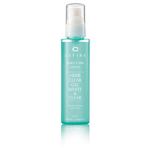 Купить Cefine пилинг-гель для лица Beauty-Pro Series Herb Clear Gel White & Clear Осветляющий 120 мл