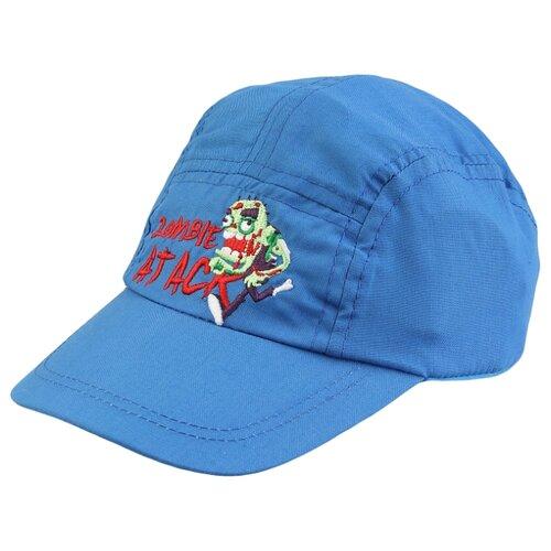 Купить Бейсболка Be Snazzy размер 48, синий, Головные уборы