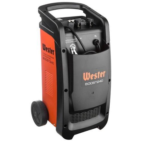 Пуско-зарядное устройство Wester BOOST240 оранжевый/черный