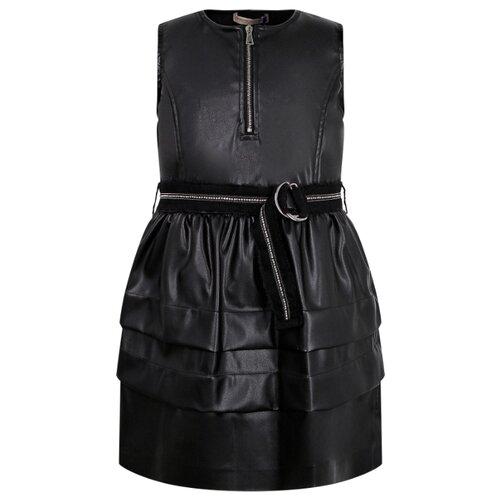 Платье Ermanno Scervino размер 164, черный, Платья и сарафаны  - купить со скидкой