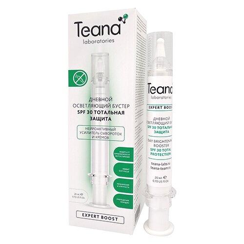 Купить Teana Бустер для лица Тотальная защита Дневной осветляющий SPF30, 20 мл