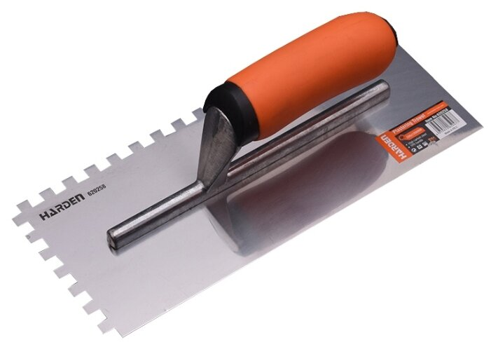 Гладилка зубчатая Harden 620258 280x120 мм