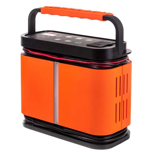 Пуско-зарядное устройство Агрессор AGR/SBC-150 Start оранжевый/черный пуско зарядное устройство airline ajs chj 100 оранжевый