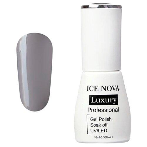 Гель-лак ICE NOVA Luxury Professional, 10 мл, оттенок 041 bone