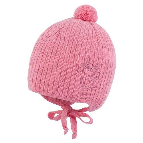 Купить Шапка Prikinder размер 42-44, розовый, Головные уборы