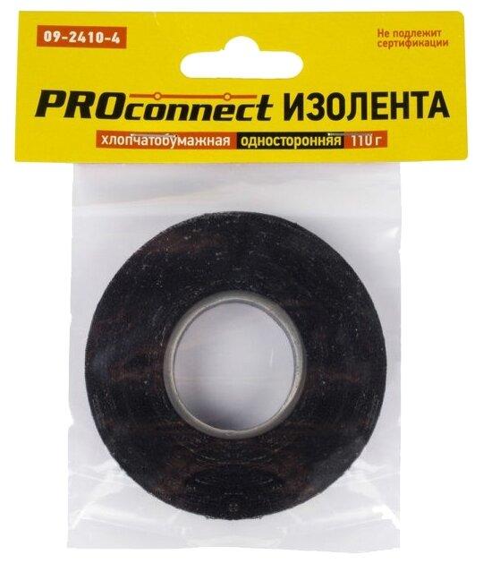 Изолента PROconnect 20 мм х 11,1 м (односторонняя)