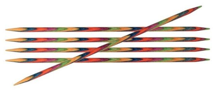 Купить Спицы Knit Pro Symfonie 20131, диаметр 3.5 мм, длина 10 см, многоцветный по низкой цене с доставкой из Яндекс.Маркета (бывший Беру)