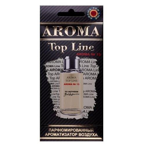 AROMA TOP LINE Ароматизатор для автомобиля Aroma №13 Boss baldessarini 14 г