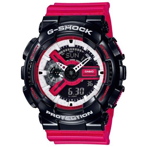 Наручные часы CASIO GA-110RB-1A casio casio ga 110ln 1a