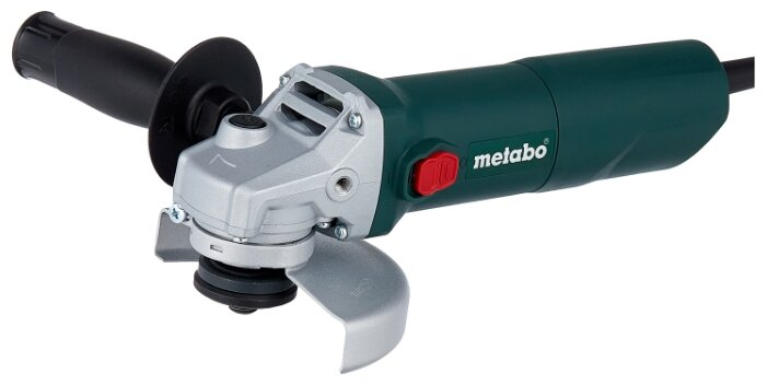 УШМ Metabo W 650-125, 650 Вт, 125 мм
