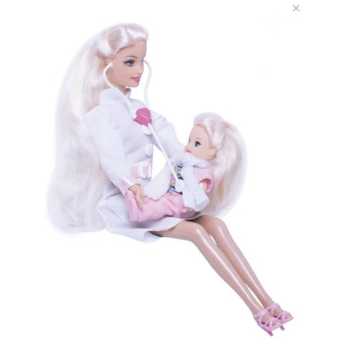 Купить Кукла Toys Lab Ася Детский доктор, 28 см, 35101, Куклы и пупсы