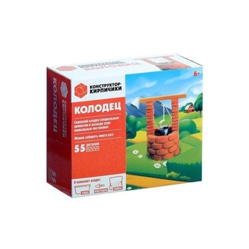 Купить Конструктор UNICON Кирпичики 3740980 Колодец, Конструкторы
