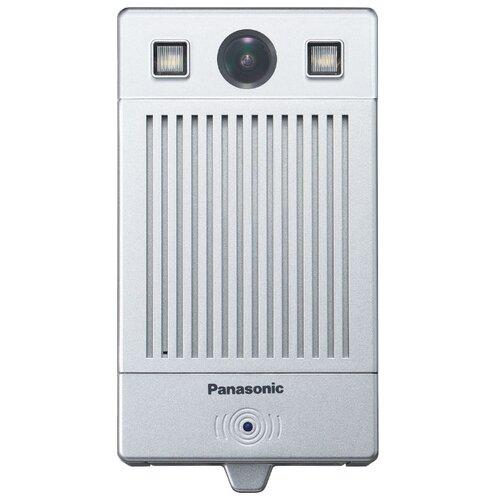 Домофон (переговорное устройство) Panasonic KX-NTV160NE серебро (дверная станция)
