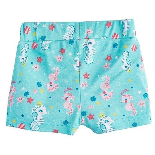 Купить Шорты kari 85906040 размер 12-18, светло-голубой, Брюки и шорты