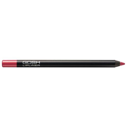 GOSH Карандаш для губ Velvet Touch 008 Raspberry Dream карандаш для губ gosh gosh go025lwbckq6