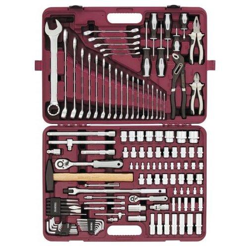 Набор инструментов Thorvik (127 предм.) UTS0127 набор инструментов thorvik 77 предм uts0077 серебристый