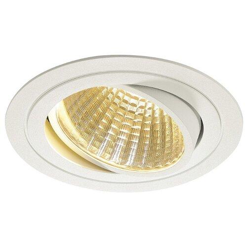 Встраиваемый светильник SLV 114261 slv потолочный светодиодный светильник slv senser square 162983